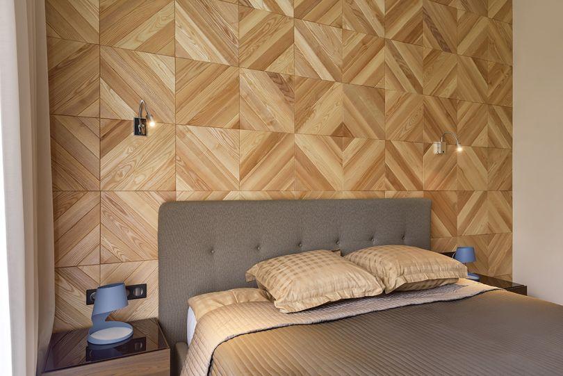 деревянные панели без пыли