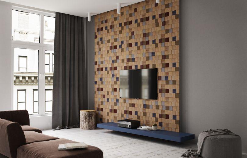 деревянные панели Patina