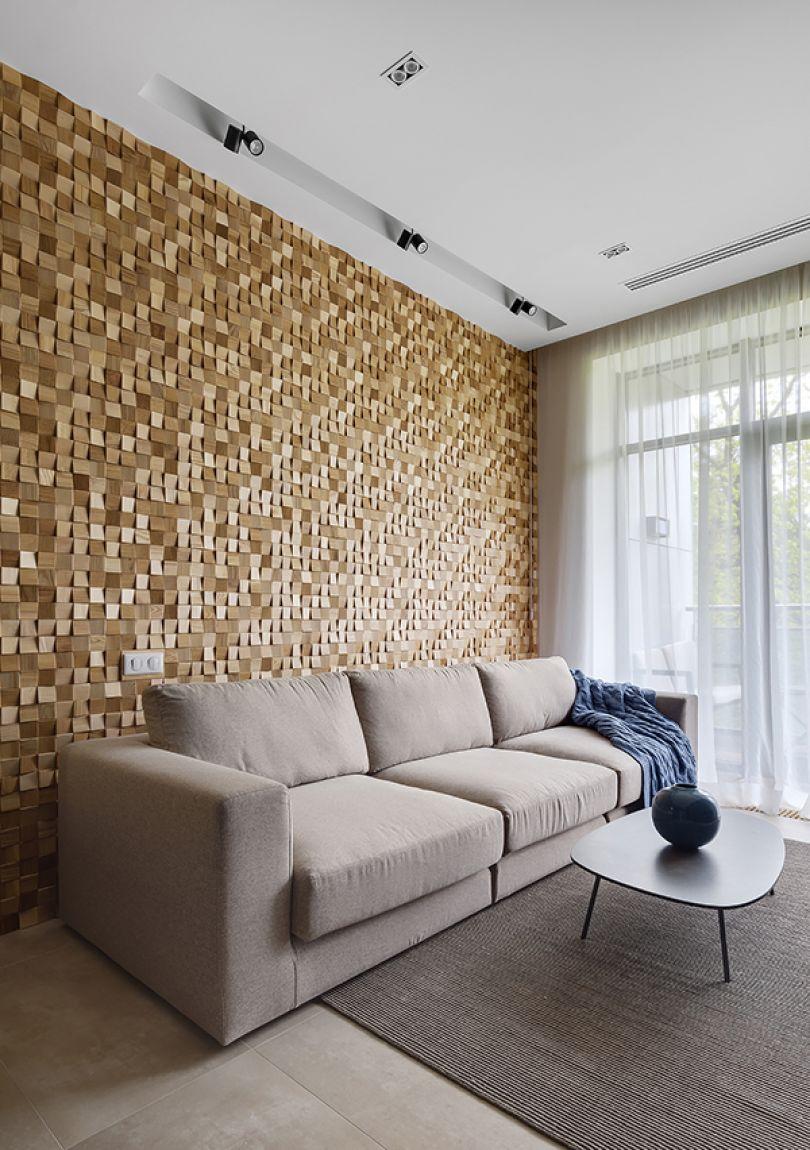 декоративная панель Mosaic Pixels