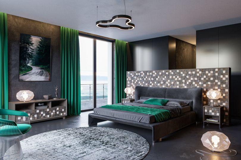 деревянная мебель мозаика