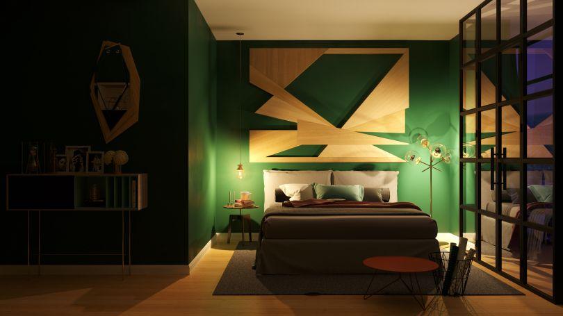 декоративные панели с подсветкой