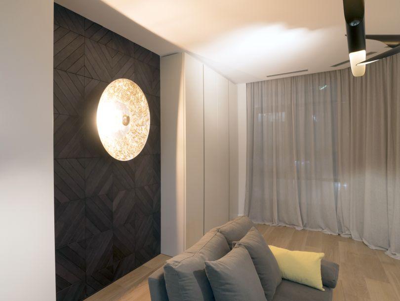 подсветка деревянных панелей