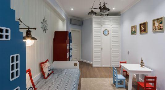 стеновые панели для детской