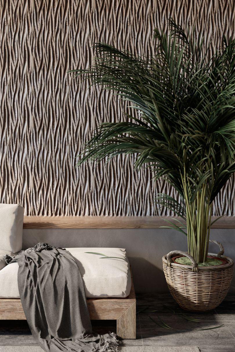 деревянные панели Mangroves