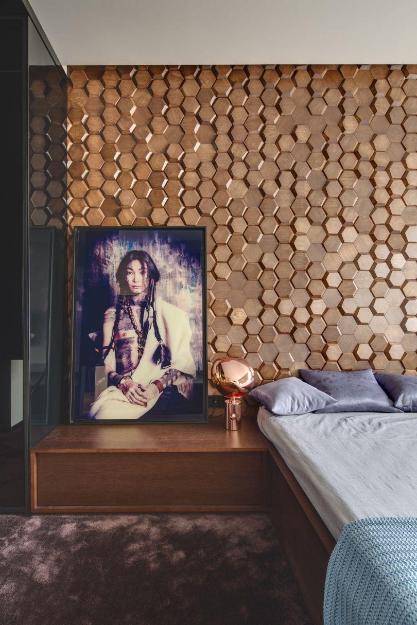 декоративные панели Mosaic Honey