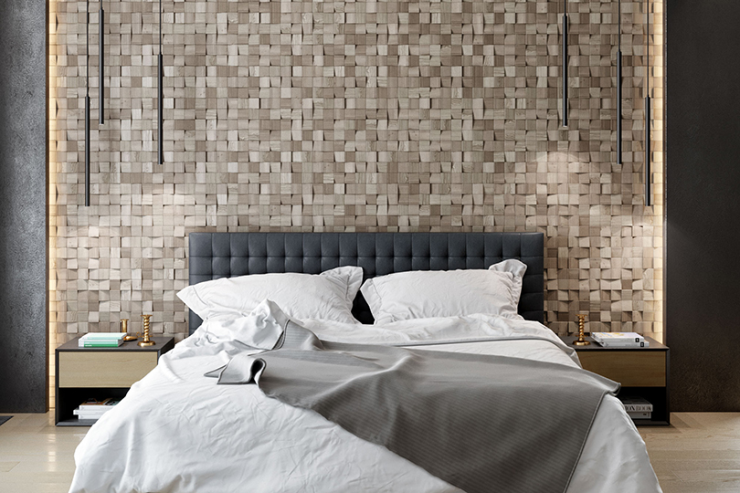 Overview of modern wall panels and ways of decorating walls