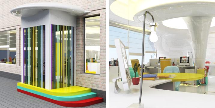 Дизайнерские проекты Анастасии переполнены эмоциями, яркими цветами, свежестью и натуральностью, в них нет места плохому настроению